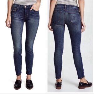 Current/Elliott Townie Stiletto Skinny Jeans